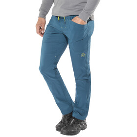 La Sportiva Talus Pants Men teal